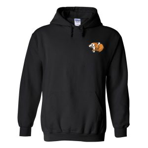 Roar Tiger Head Pocket Hoodie