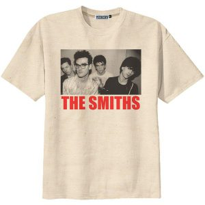 The Smiths Band T-shirt