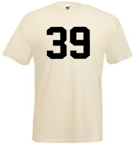 39 Nial Horran T-shirt