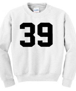 39 White Sweatshirt