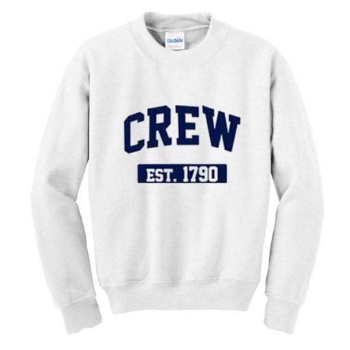 CREW Est. 1790 Sweatshirt