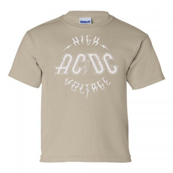 ACDC High Voltage T-shirt