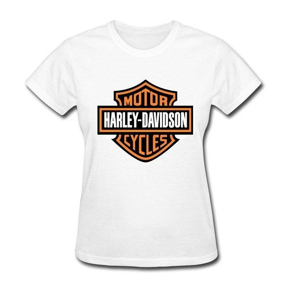 Harley Davidson Logo T-shirt - Basic tees shop