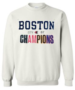 BOSTON City of Champion Sweatshirt