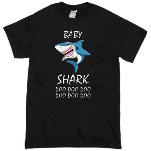 Baby Shark Song T-shirt