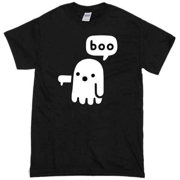 Boo Ghost T-shirt