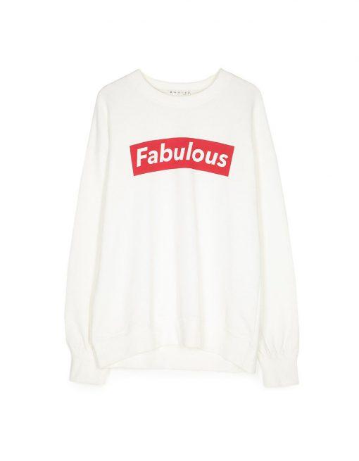 Fabulous white Sweatshirt