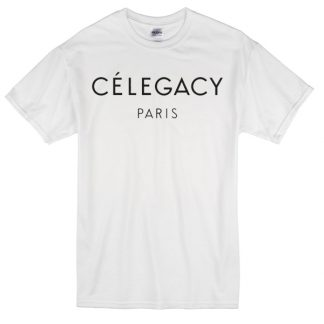 Celegacy Paris T-shirt