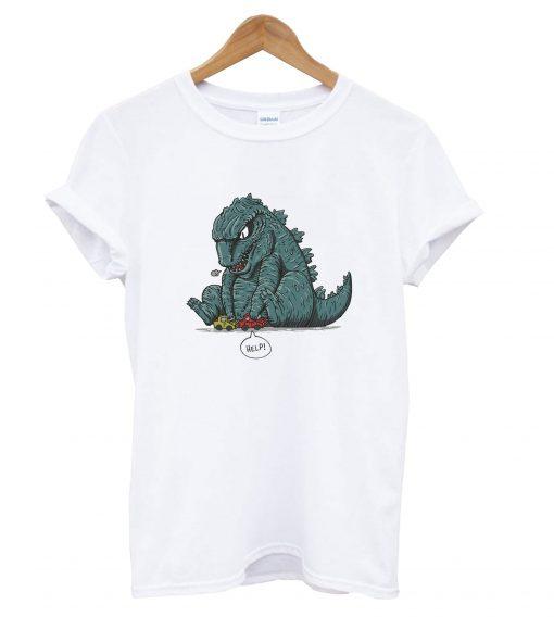 pequeno godzila T Shirt