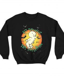 Vintage Casper get spooked Sweatshirt