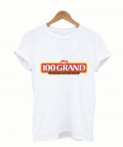 100 Grand Bar Cool Chocolat TShirt