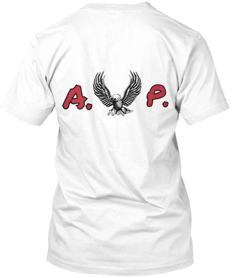 A Eggle P Logo T Shirt