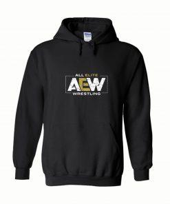 AEW Logo All Elite Wrestling Hoodie