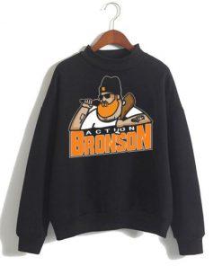Action Bronson Black Sweatshirt