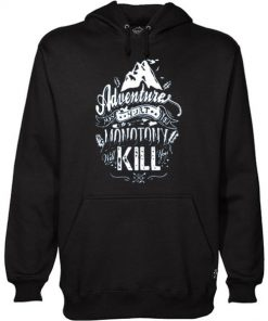 Adventure Hiking Hoodie