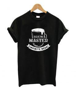 Brew Master Infinite Beer T Shirt