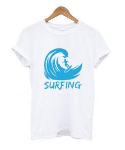 Fun Summer Surfing T Shirt