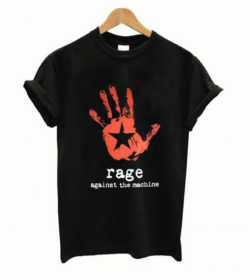 rage against the machine teeshirt