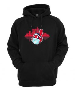 Wash your hands Cleveland Indians Hoodie