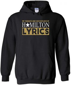My Thoughts Have Been Replaced Hoodie
