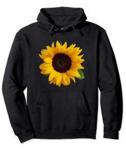 Sunflower Shirt Hoodie